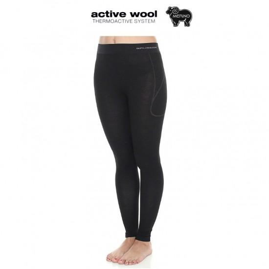 Moteriškos termo kelnės Brubeck Active Wool
