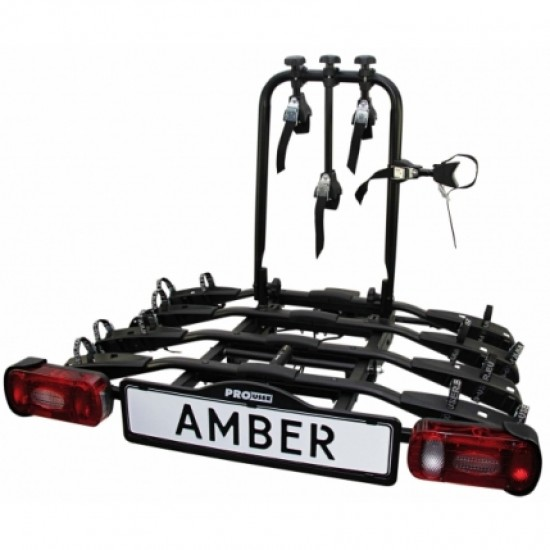 ProUser AMBER IV laikiklis 4 dviračiams