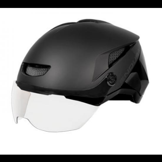 Šalmas ENDURA SpeedPedelec Visor Helmet (grey)