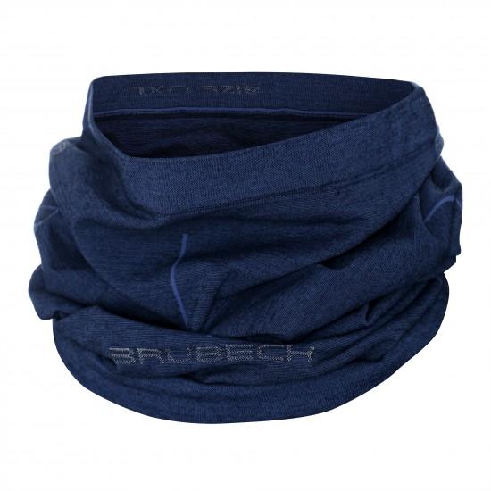 Universali kaklaskarė su merino vilna (Tamsiai mėlyna)