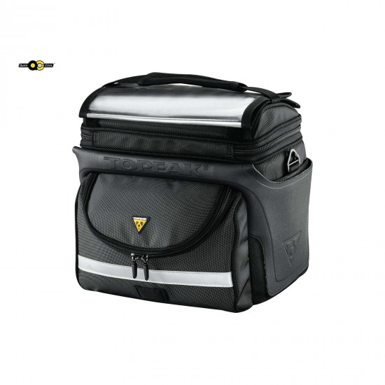 Topeak TOURGUIDE HANDLEBAR BAG DX  krepšelis ant vairo