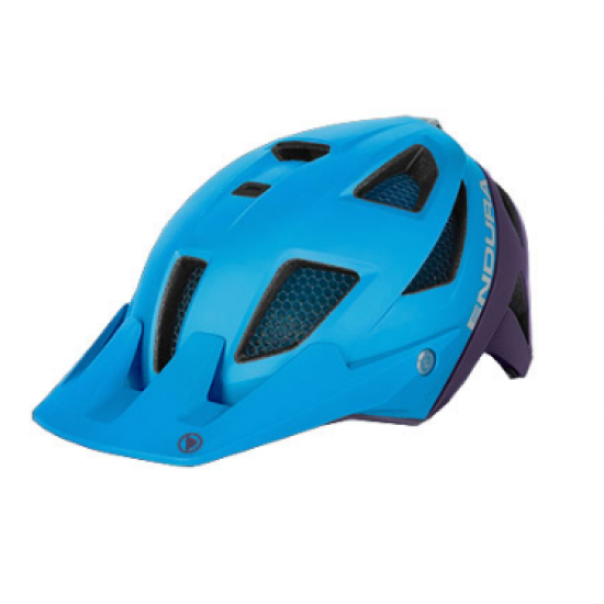 Šalmas ENDURA MT500 Koroyd Electric Blue