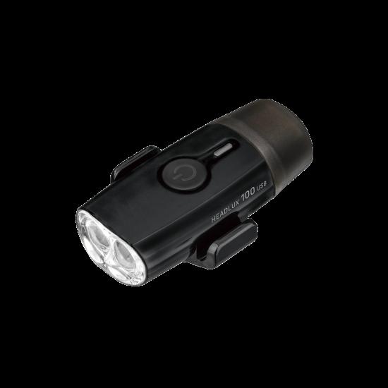 Topeak Headlux 100 USB priekinis žibintas
