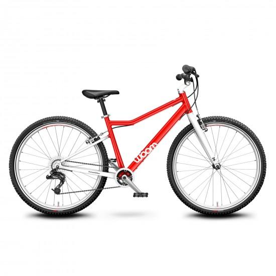 WOOM 6 26″ RED 9,5kg 140-165cm
