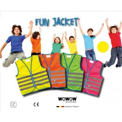 WOWOW Fun Jacket vaikiška liemenė (2 spalvos)